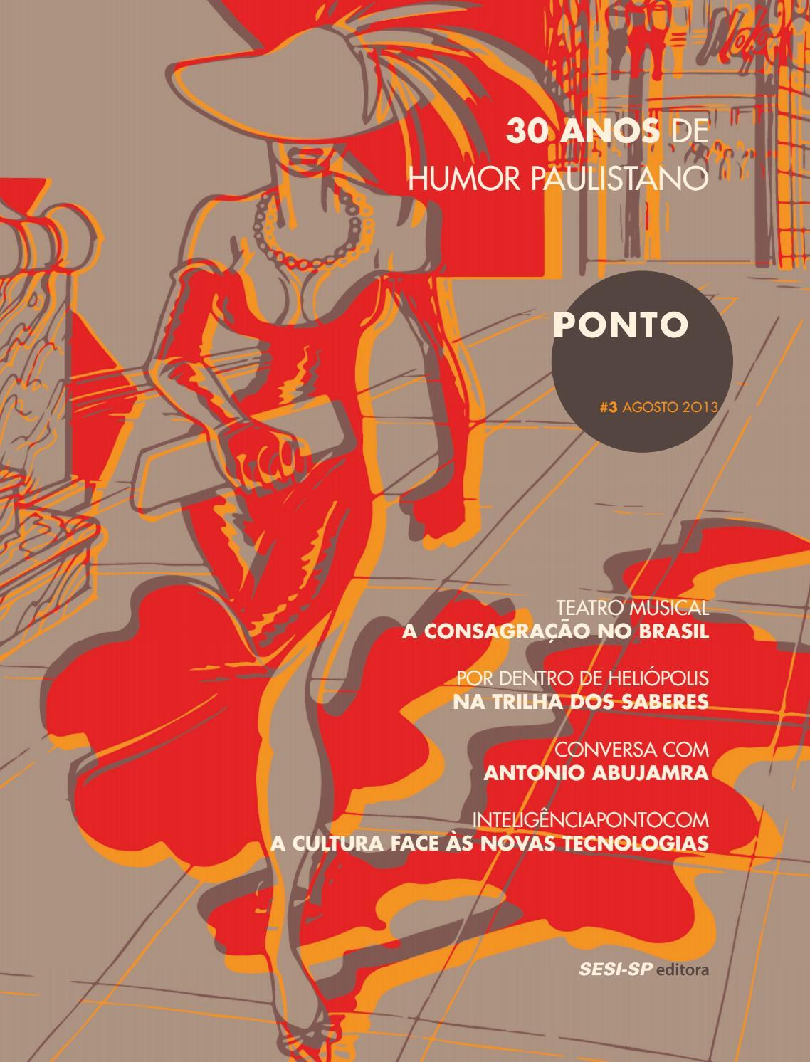 ba660afdd Revista Ponto  3 - AGO 2013 by Editora SESI-SP - SENAI-SP - issuu