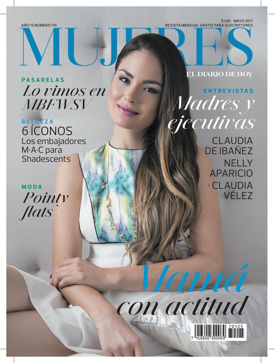 MUJERES Mayo 2017 by Grupo Editorial Altamirano - issuu 100bc0069d73