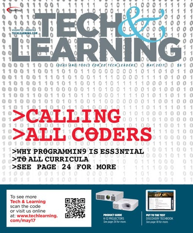 Techlearning052017 by mimimi946 issuu page 1 fandeluxe Choice Image