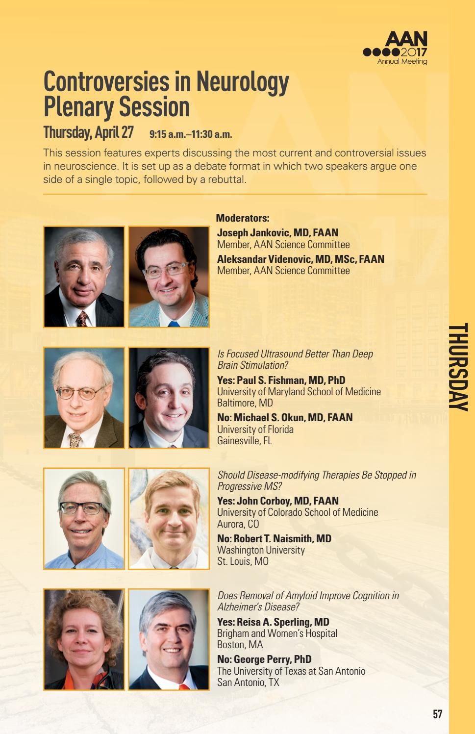 2017 Annual Meeting On-site Guide by American Academy of