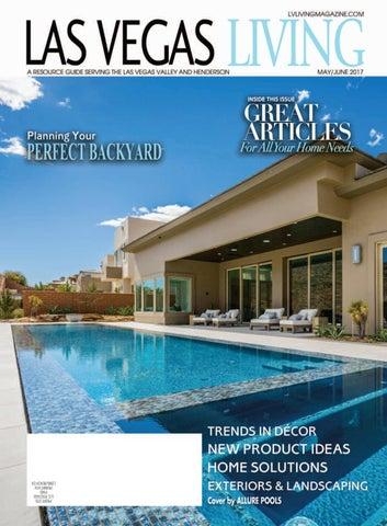 Las Vegas Living May/June 2017 By AffluentTargetMarketing   Issuu