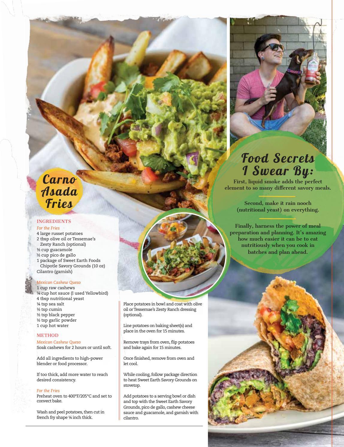 THRIVE Food Magazine Issue 9: VEGAN