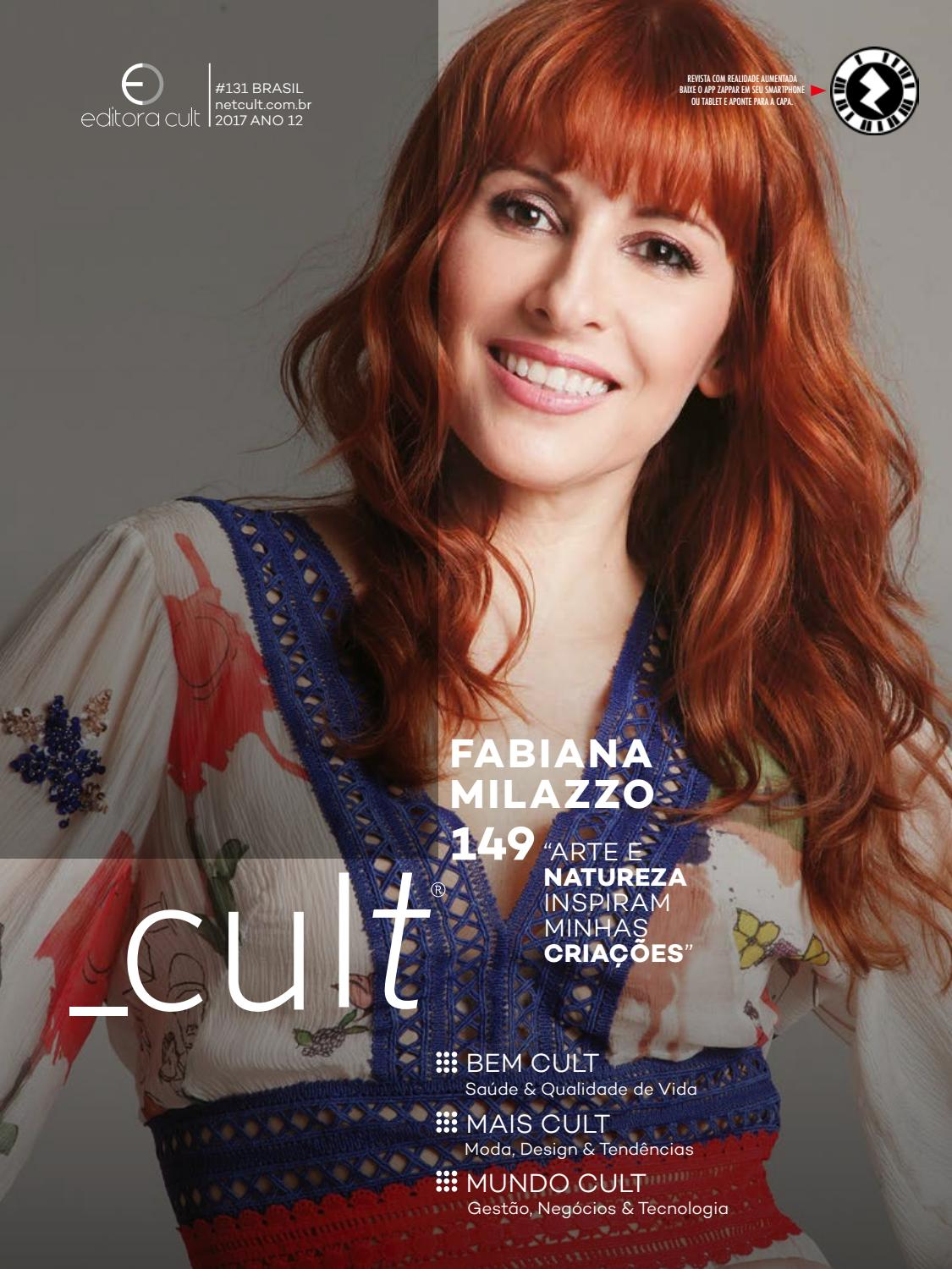0b4e4f540 CULT 131  Fabiana Milazzo by Revista Cult - issuu