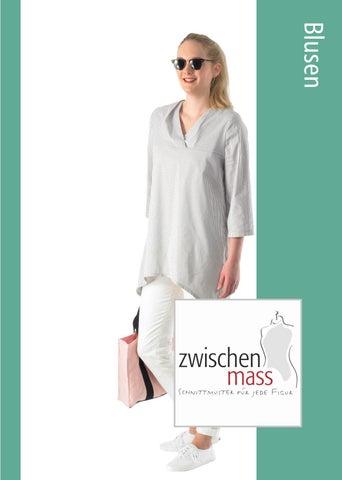 Schnittmusterkatalog Blusen von Zwischenmass by Margarete Lottis ...