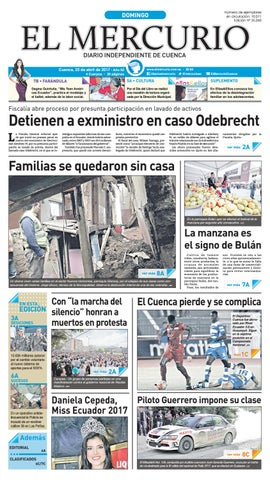 Número de ejemplares en circulación  10.011 Edición Nº 35.060. DOMINGO.  DIARIO INDEPENDIENTE DE CUENCA ... 3813d13542b