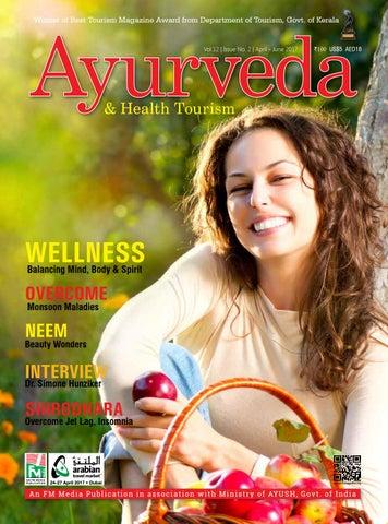 Ayurveda Magazine April June 2017 by Ayurveda & Health