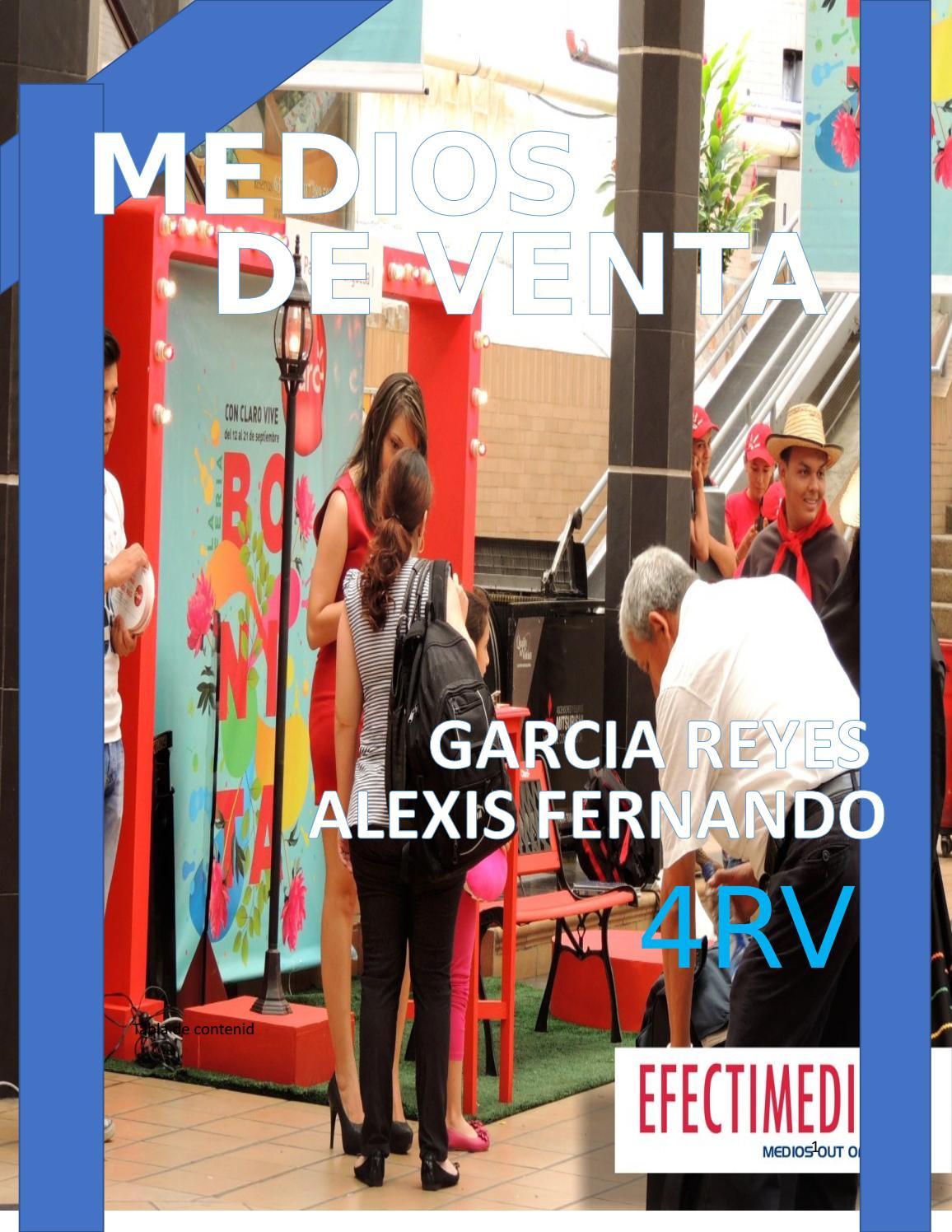 66a3caf8e5b Medios Promocionales de Venta by AlexisGarcia - issuu