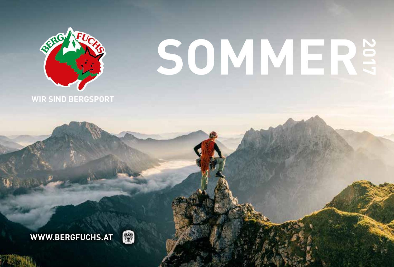 Klettersteigset Bergfuchs : Bergfuchs katalog sommer by issuu