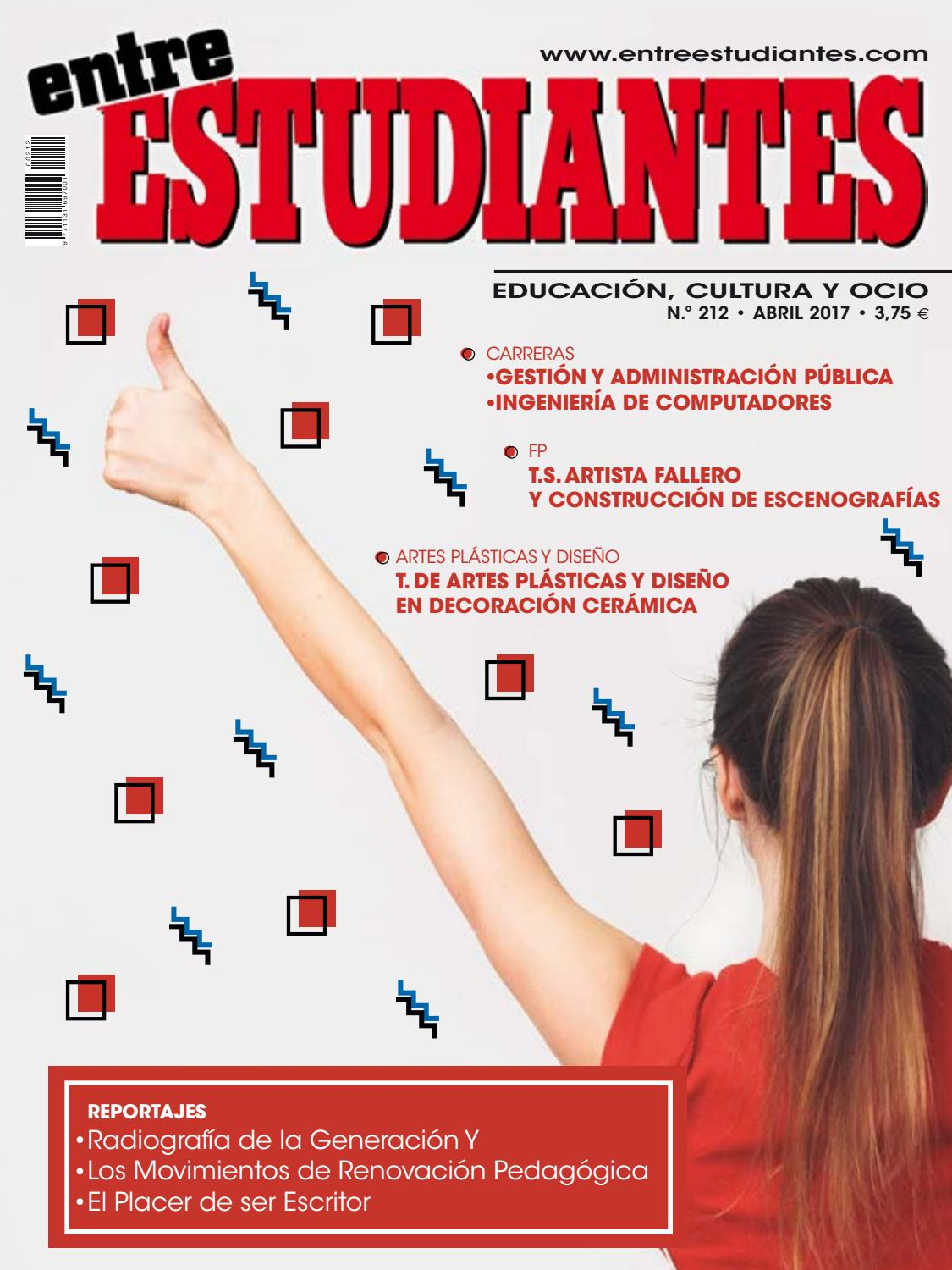 Entre Estudiantes - 212 by Peldaño - issuu