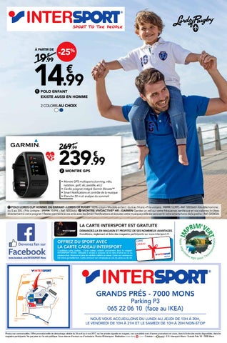 INTERSPORT Nature (28 pages) by INTERSPORT France issuu