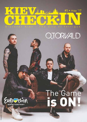 a61f2ecbbcb4e9 Kiev Check-in Magazine - May 2017 by Kiev Check-in - issuu