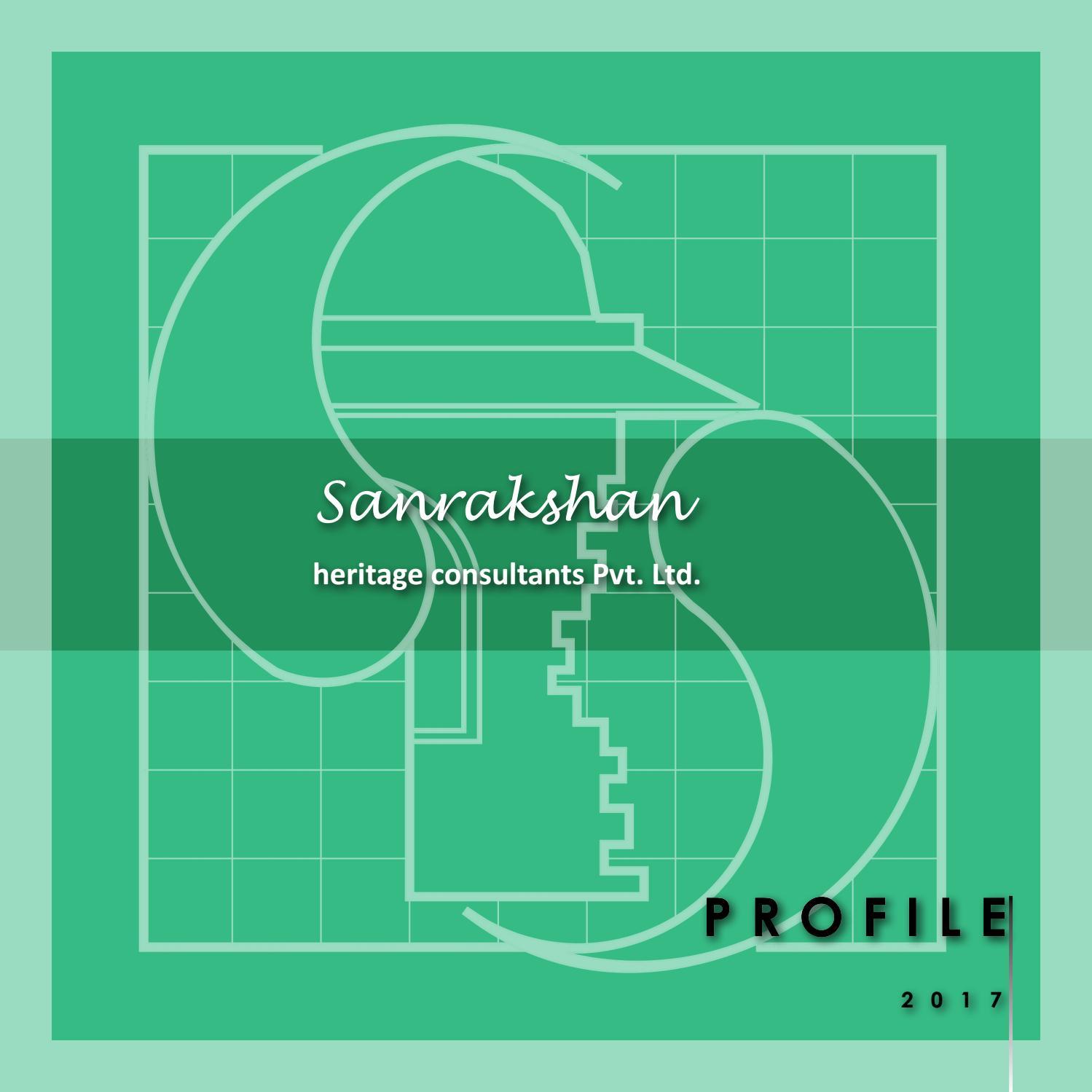 SANRAKSHAN PROFILE 2017 by Sanrakshan - issuu