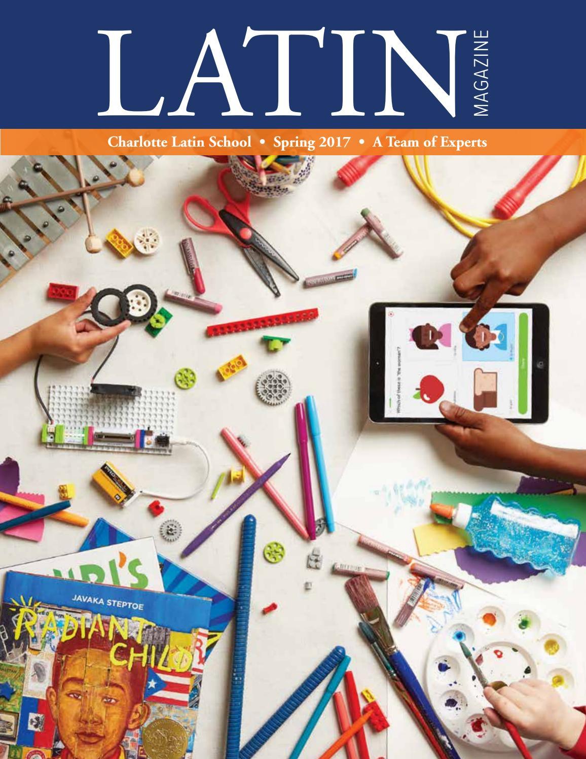 Latin Magazine Spring 2017 by Charlotte Latin School - issuu