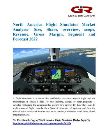 North America Flight Simulator Market Analysis- Size, Share