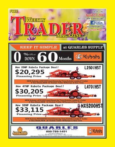 Weekly Trader April 27, 2017 by Weekly Trader - issuu