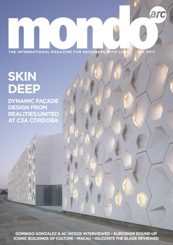 Mondo Arc Apr May 2017 Issue 97 By Mondiale Publishing