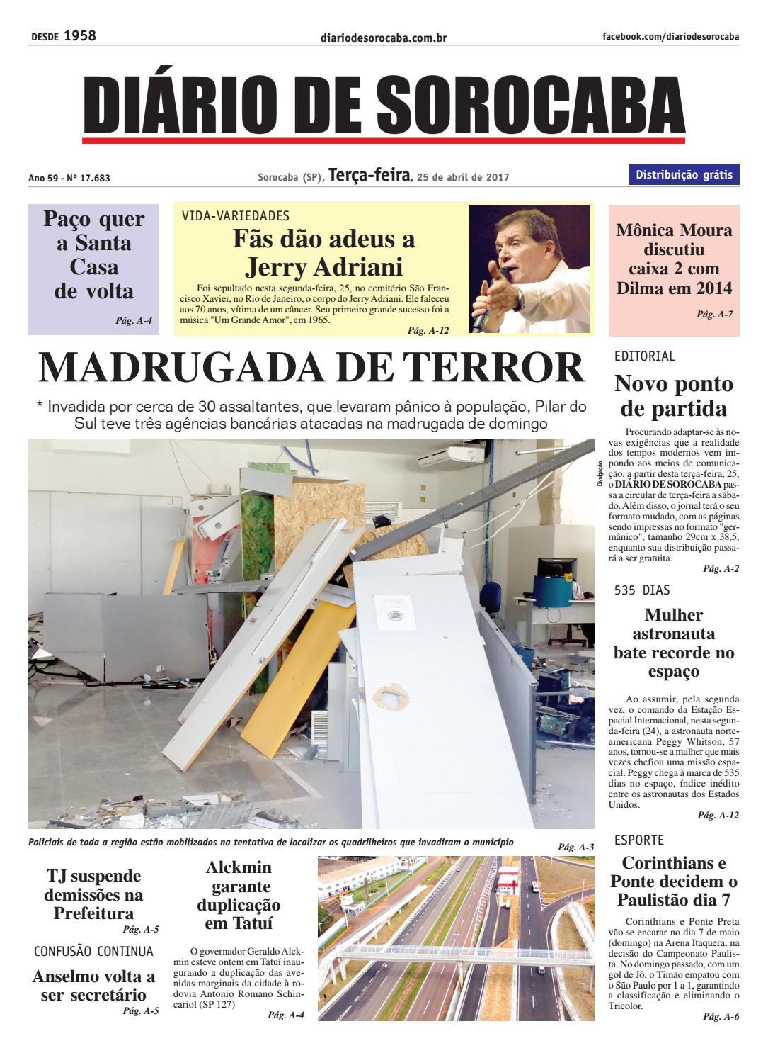 682af72a9a Edição 25 de abril de 2017 by DIÁRIO DE SOROCABA - issuu