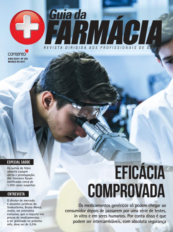 2cbc105d1257b Edição 292 - Eficácia Comprovada by Guia da Farmácia - issuu