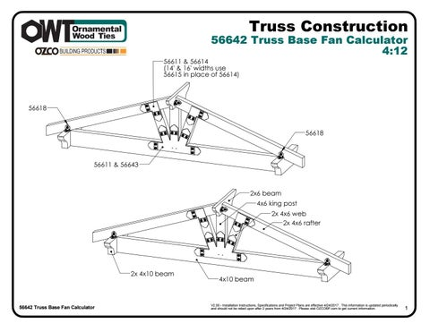 Truss Base Fan Calculator (56642) 4:12 by OZCO Building Products - issuu
