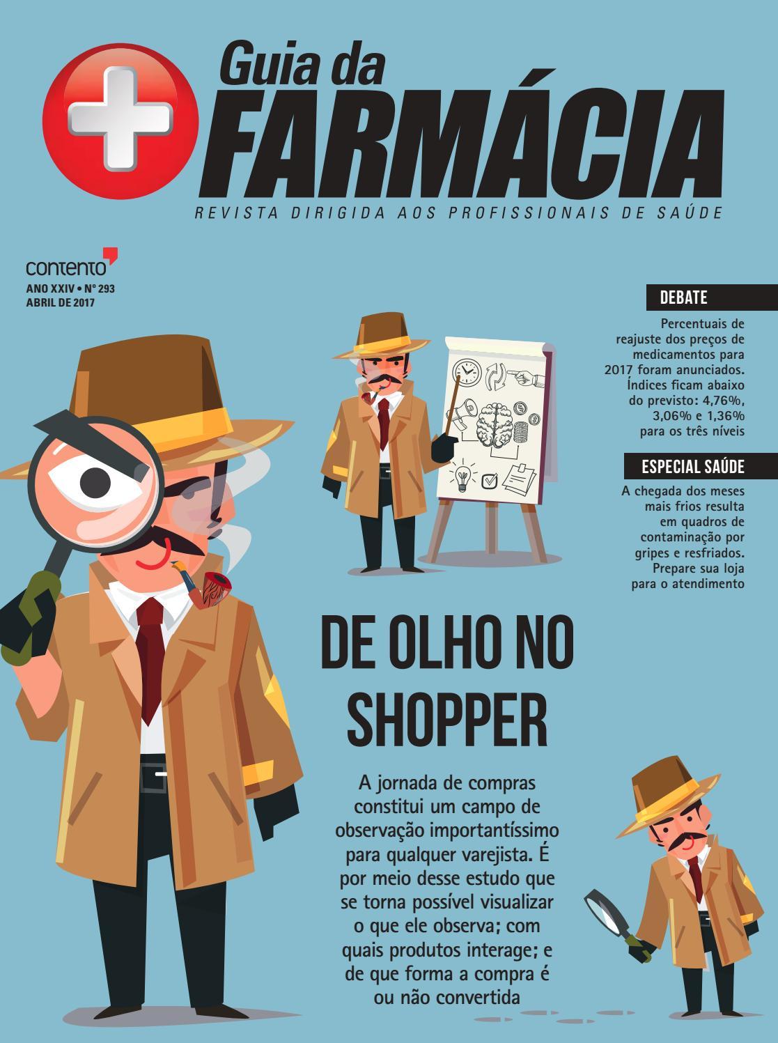 4134570e5 Edição 293 - De olho no shopper by Guia da Farmácia - issuu