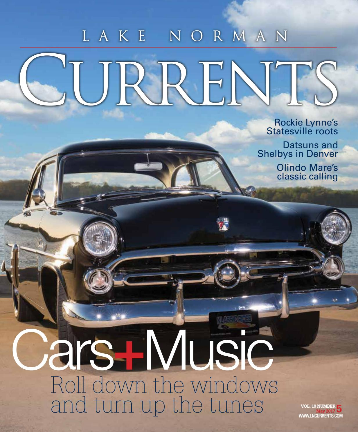 Lake Norman Currents Magazine May 2017 By Lake Norman Currents Issuu