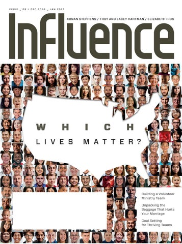 Influence Issue 09