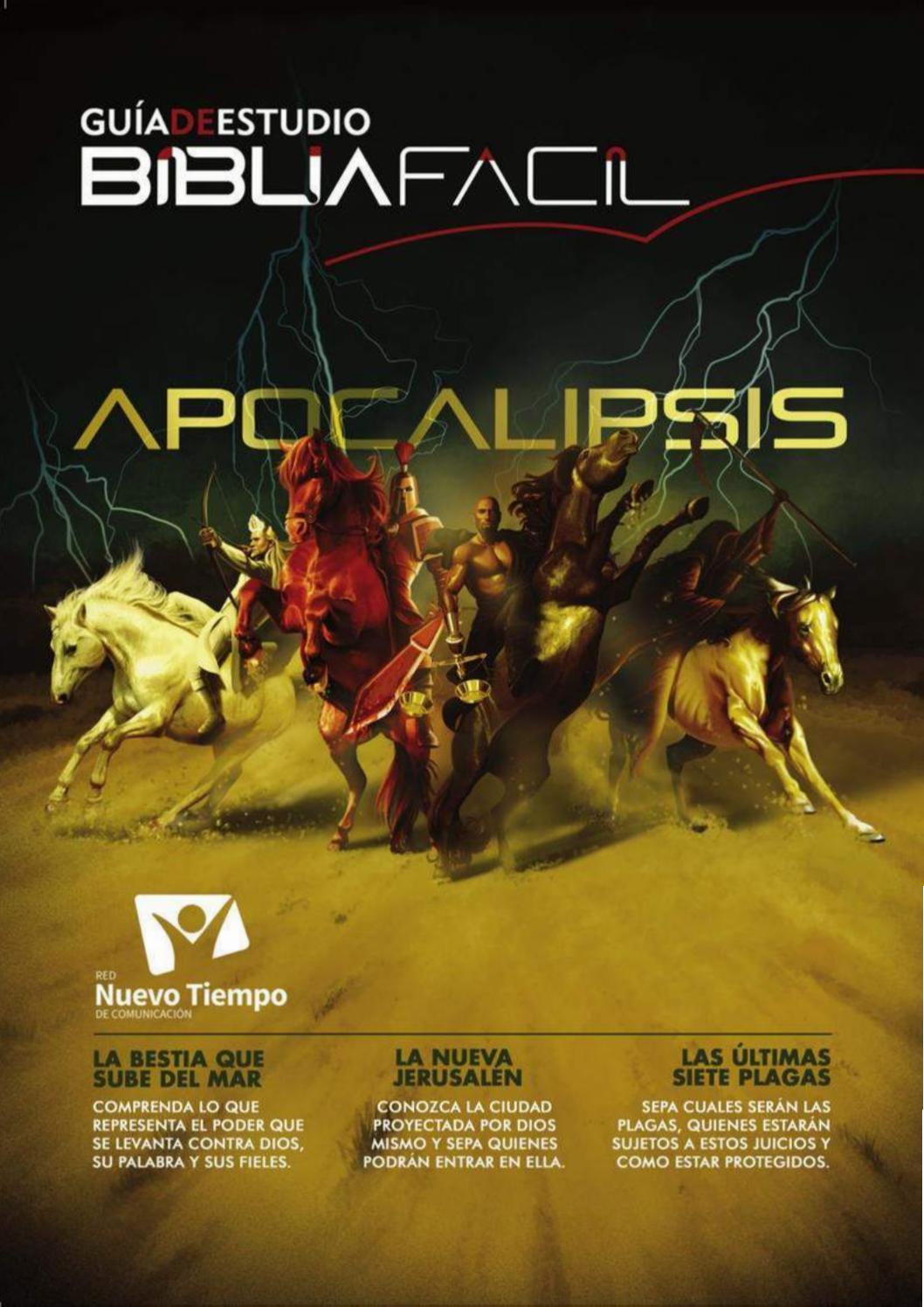 Biblia Fácil Apocalipsis By Igreja Adventista Do Sétimo
