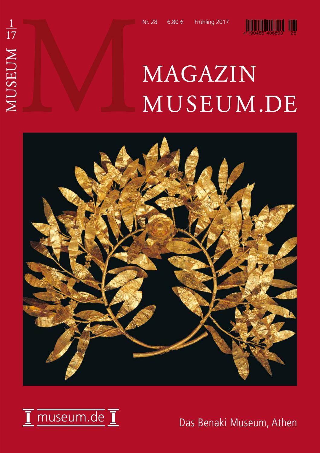Magazin Museum.de Nr. 28 by museum.de - issuu
