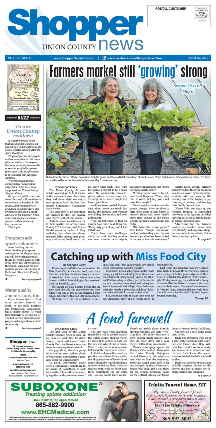 Union County Per News 042617 By