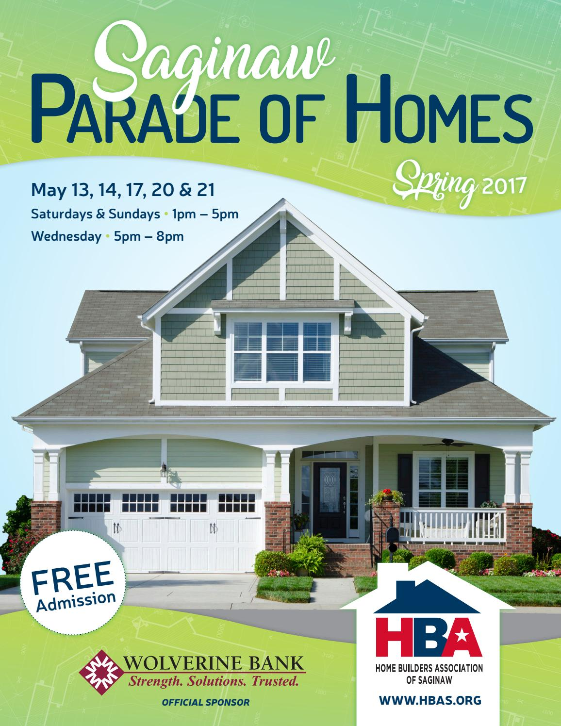 saginaw spring parade of homes by brent fitzpatrick issuu