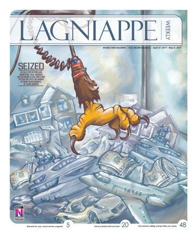 Lagniappe April 27