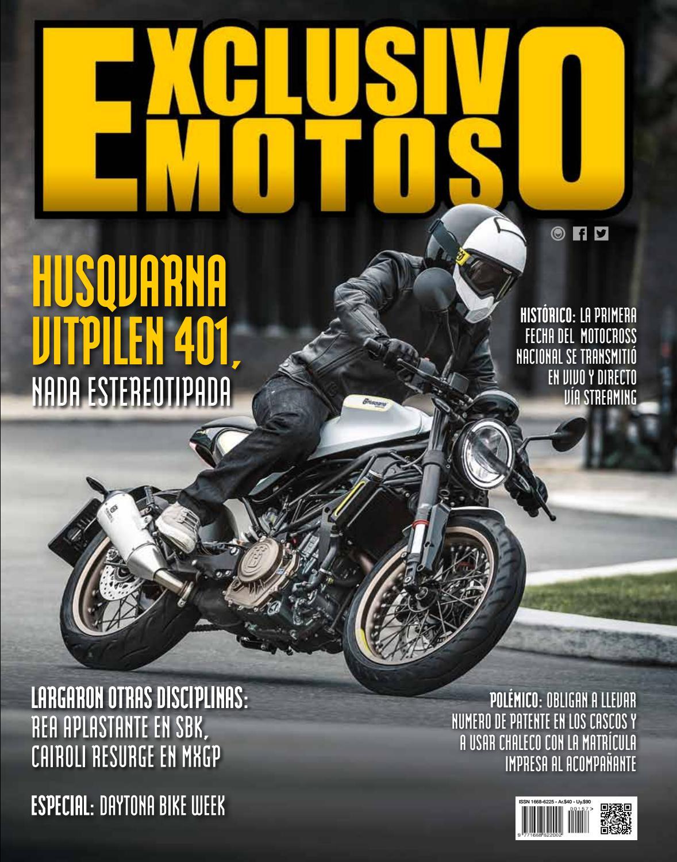 85e551ad03a EXM 157 - Abril 2017 by Exclusivo Motos - issuu