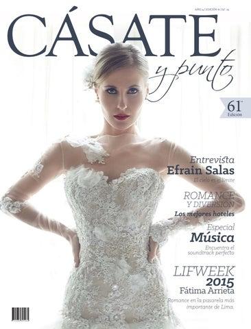 Edición 61 by Casate y Punto - issuu