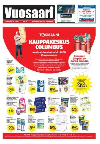 Vuosaari-lehti 16 2017 by Vuosaari-lehti - issuu 8e5076f305