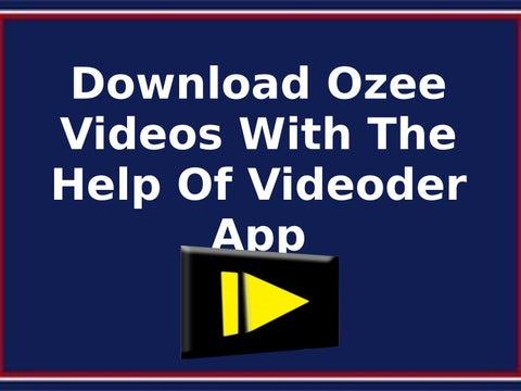 Videoder App Download