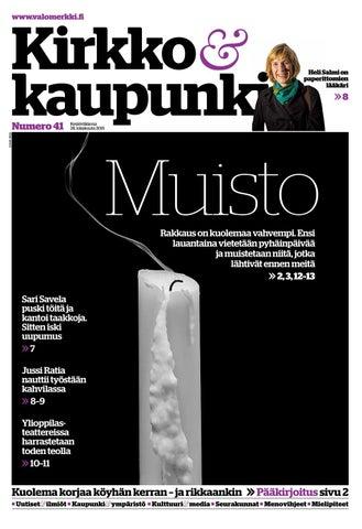 K k 2015 nro 41 by Kirkko ja kaupunki - issuu 4b155a1e07