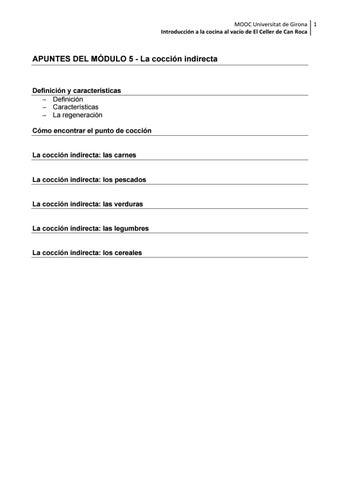 La Cocion Indirecta Apuntes M5 By Miguel Garcia Issuu