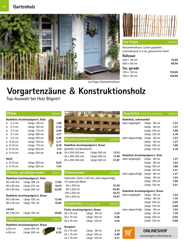 holz bgner trendige wohnideen groes jubilum kleine preise by kaiser design issuu with rollzaun draht