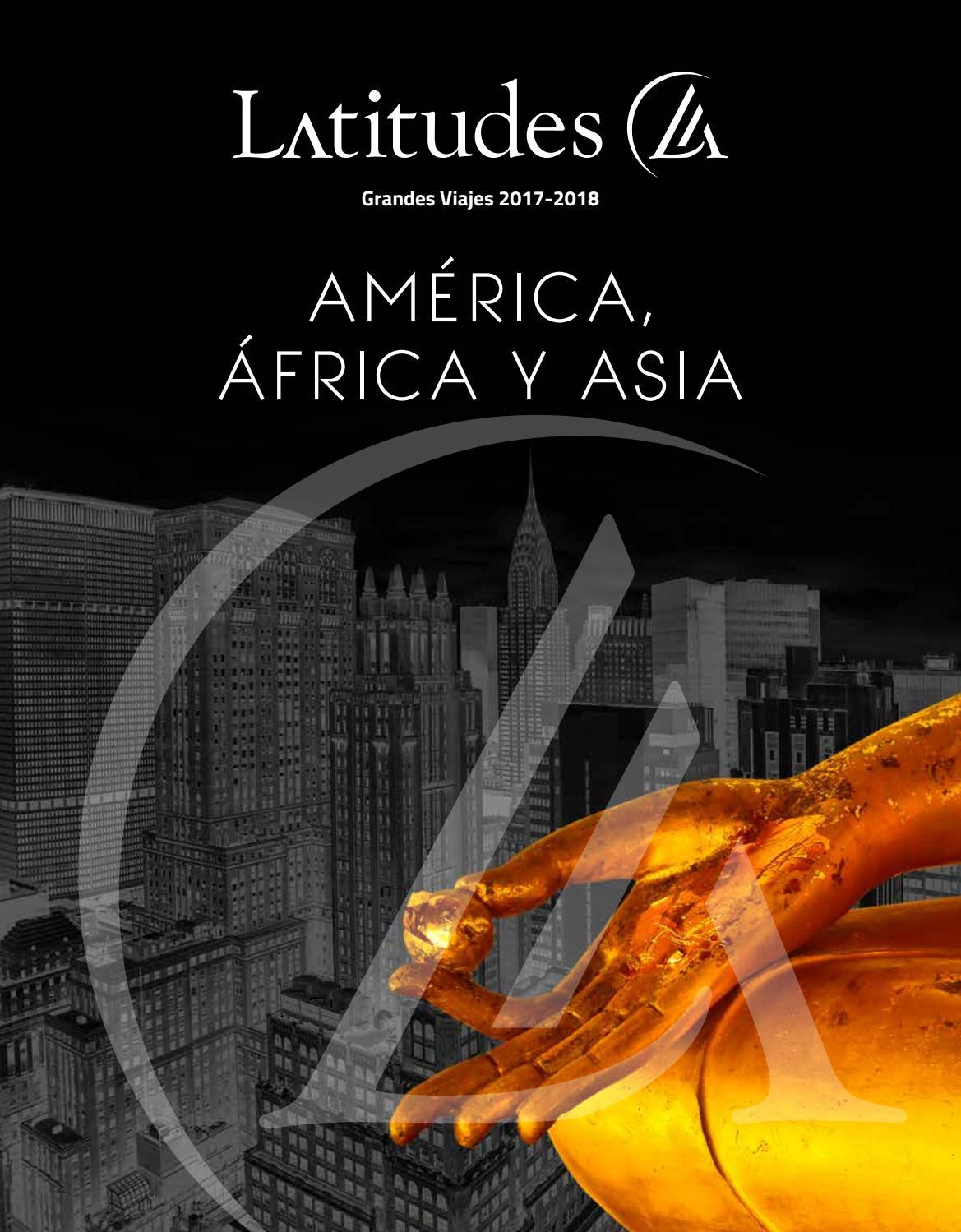 Estudio Dise O Indesigners Cat Logo De Viajes Latitudes Grandes  # Puka Muebles Oriente