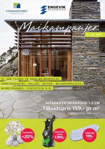 6df121a14 Maitilbud Engevik Byggsenter by Steinspekteret AS - issuu