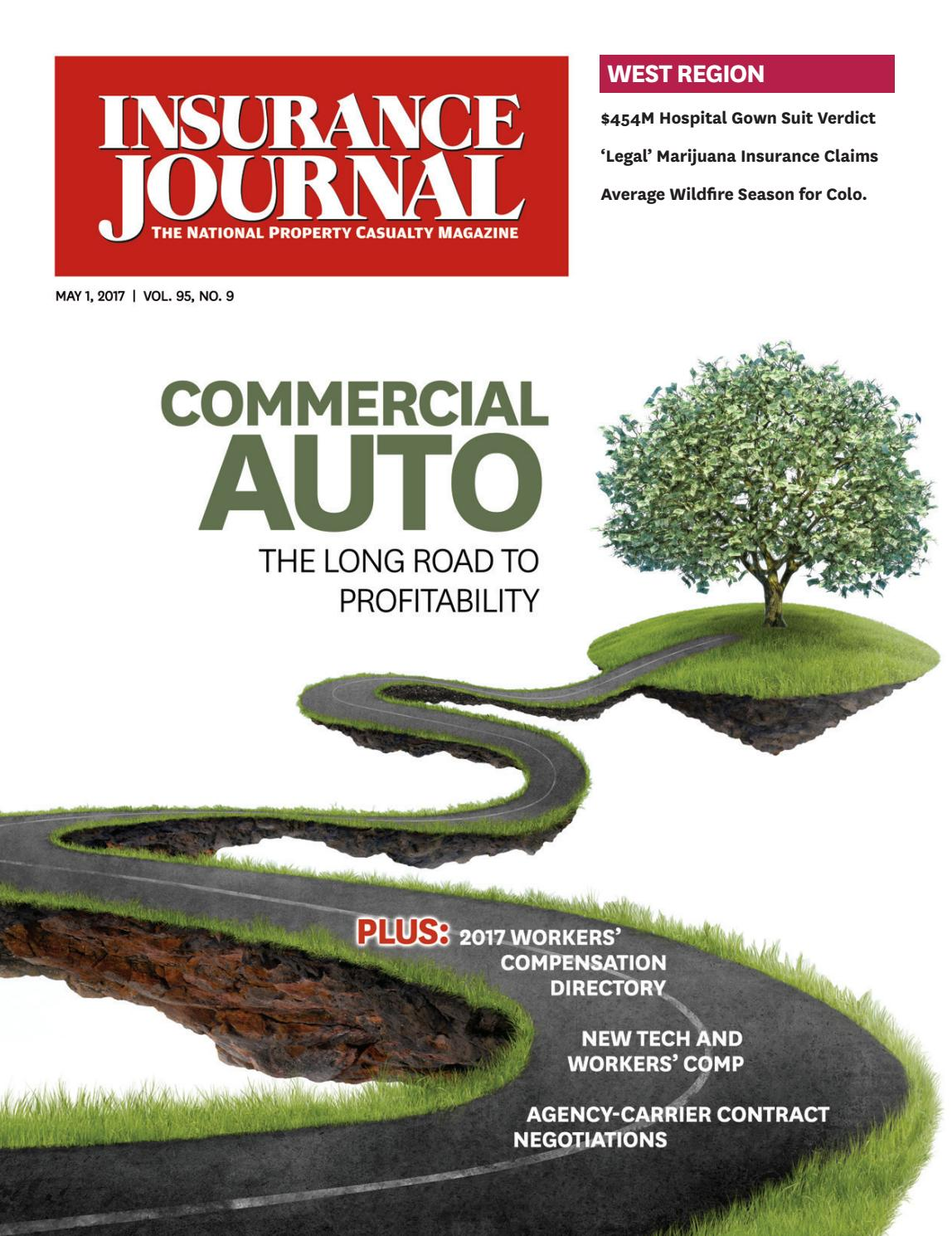 Insurance Journal West 2017-05-01 by Insurance Journal - issuu