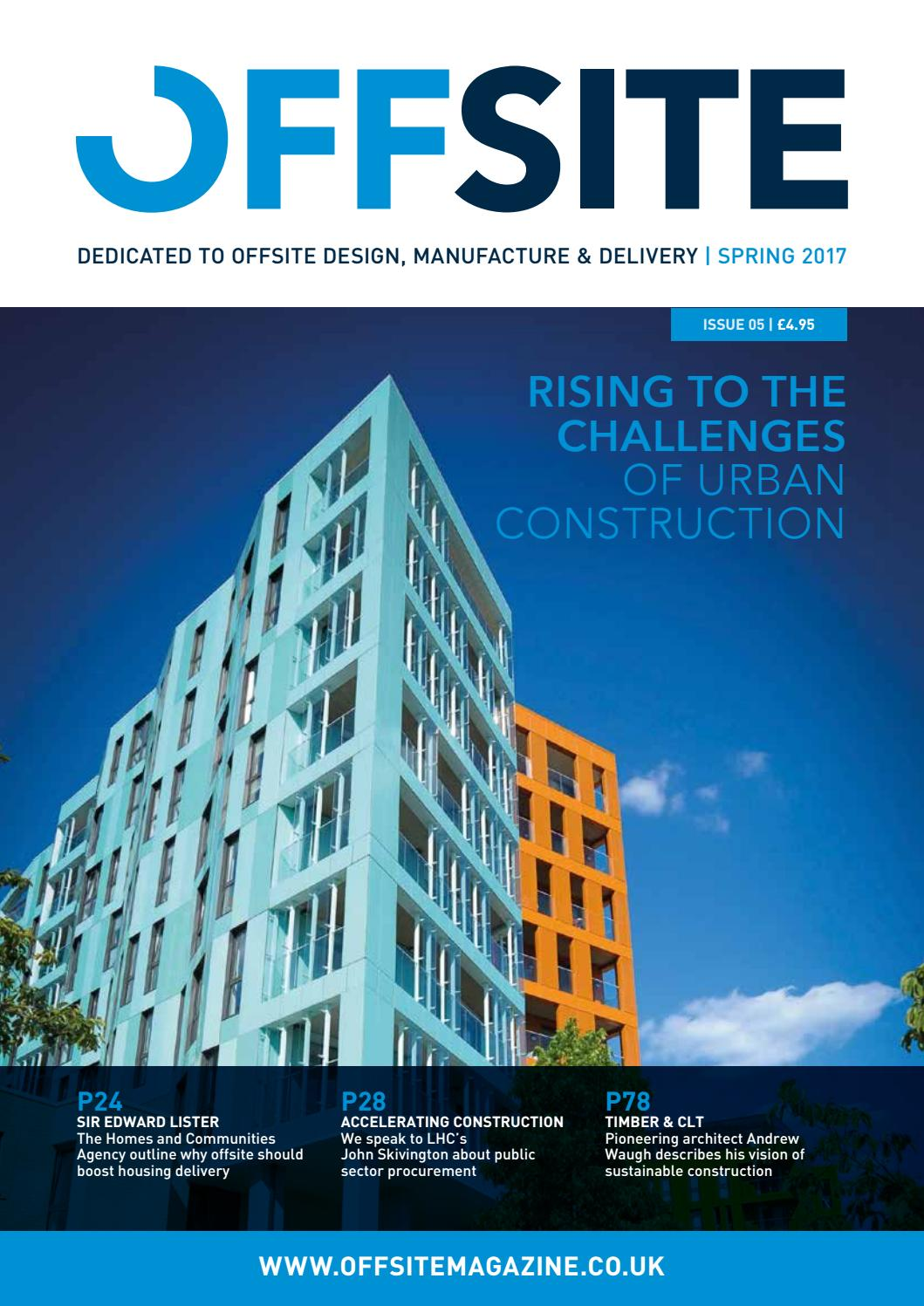 Offsite Magazine - Issue 05 - Spring 2017 by Radar Communications ...