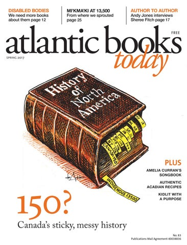 ab578a1f44558 Atlantic Books Today issue 83 - Spring 2017 by Atlantic Books Today ...