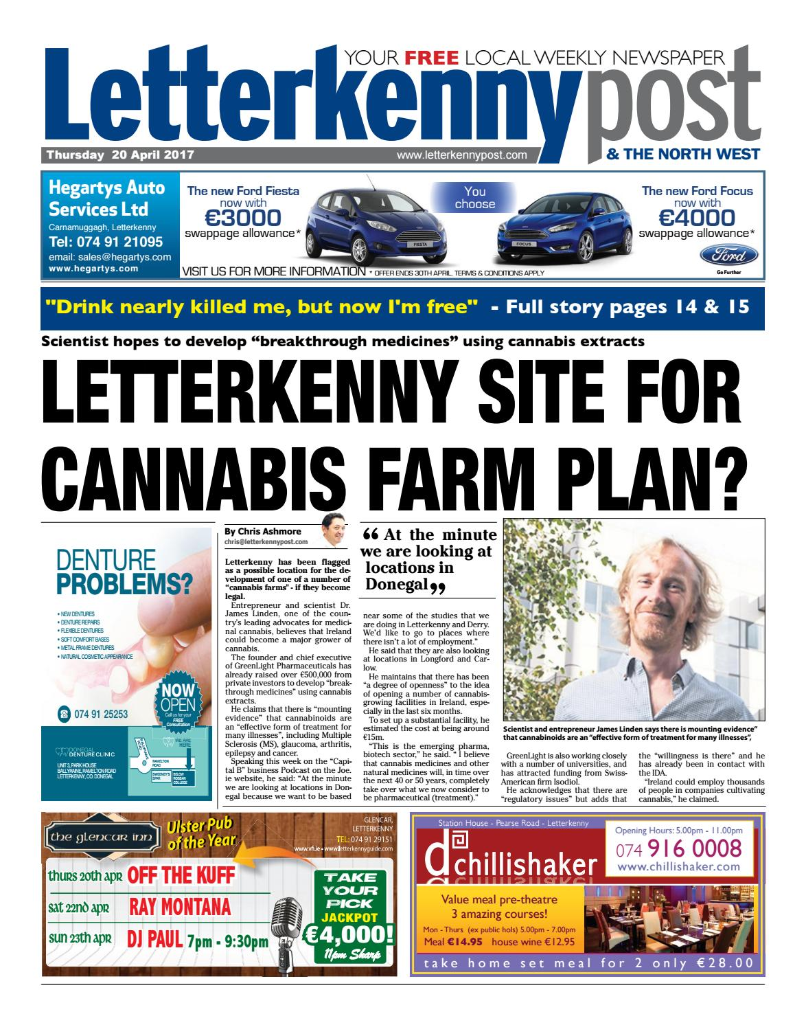 6485297c52 Letterkenny post 20 04 17 by River Media Newspapers - issuu