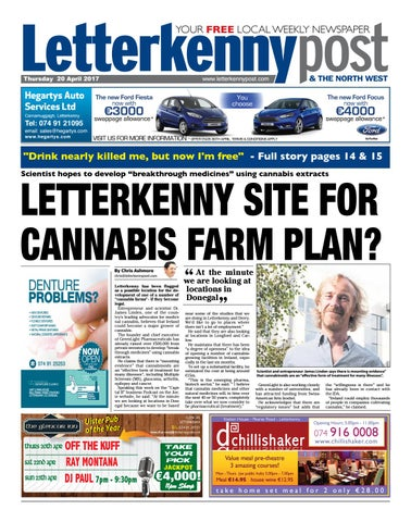 Letterkenny post 20 04 17 by River Media Newspapers - issuu dbfafbbf2a0e