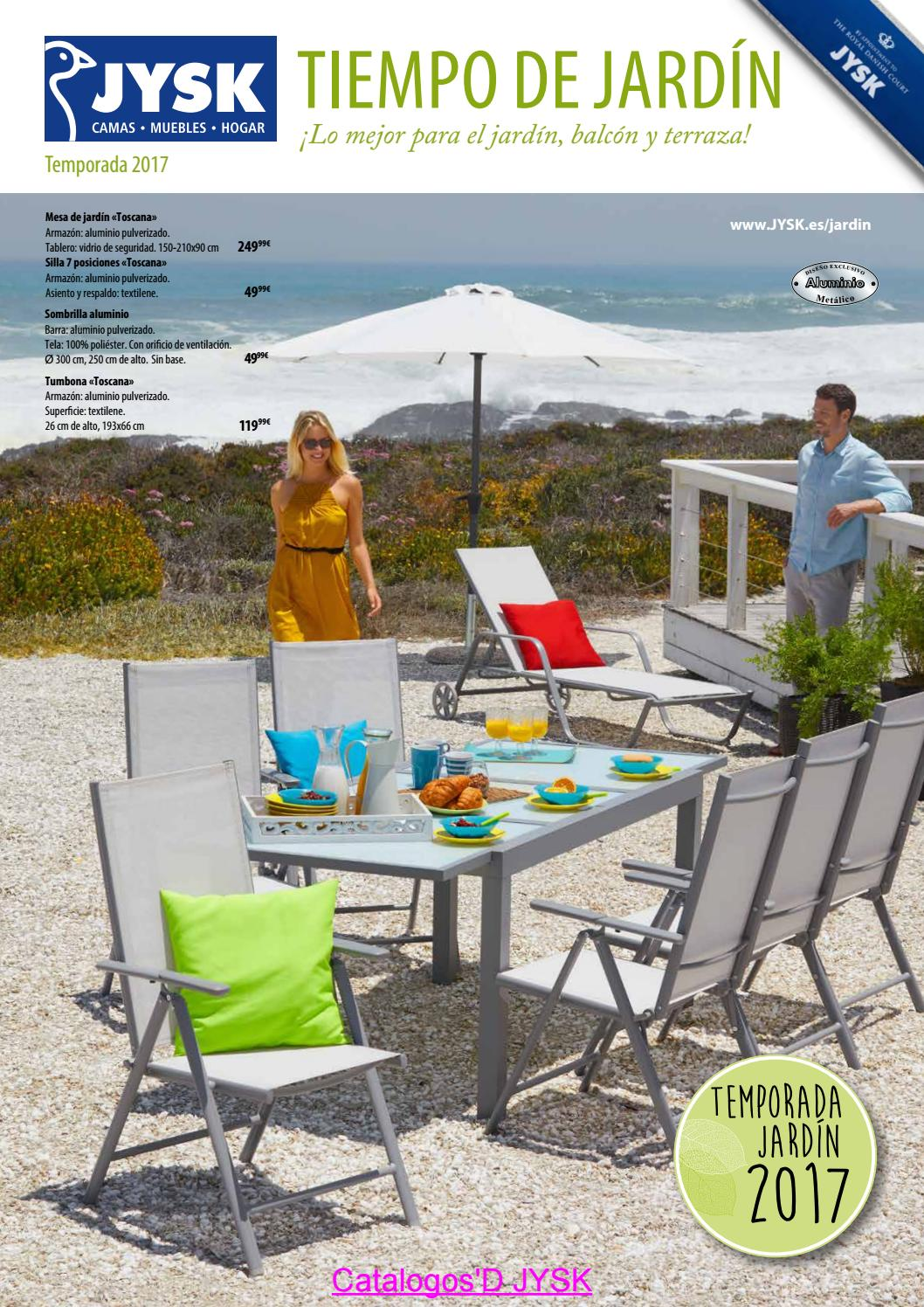 Catalogosd jysk jardin 17 by Revistas En linea - issuu