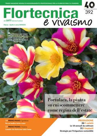 Flortecnica e vivaismo n.392 marzo aprile by Edizioni Laboratorio ... ecfcdd495ac
