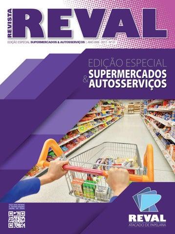 Revista Reval Supermercados   Autosserviços by Reval Atacado de ... b81ba532c7e00