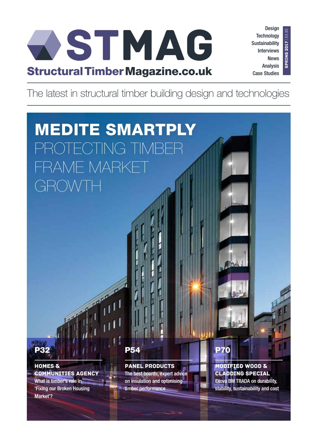 Structural Timber Magazine - Spring Issue 2017 by Radar ...