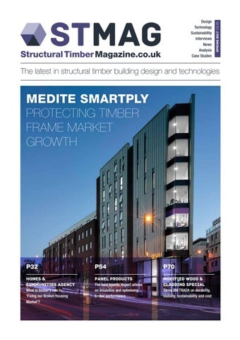 Structural Timber Magazine Spring Issue 2017 By Radar